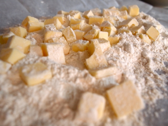 butter & flour