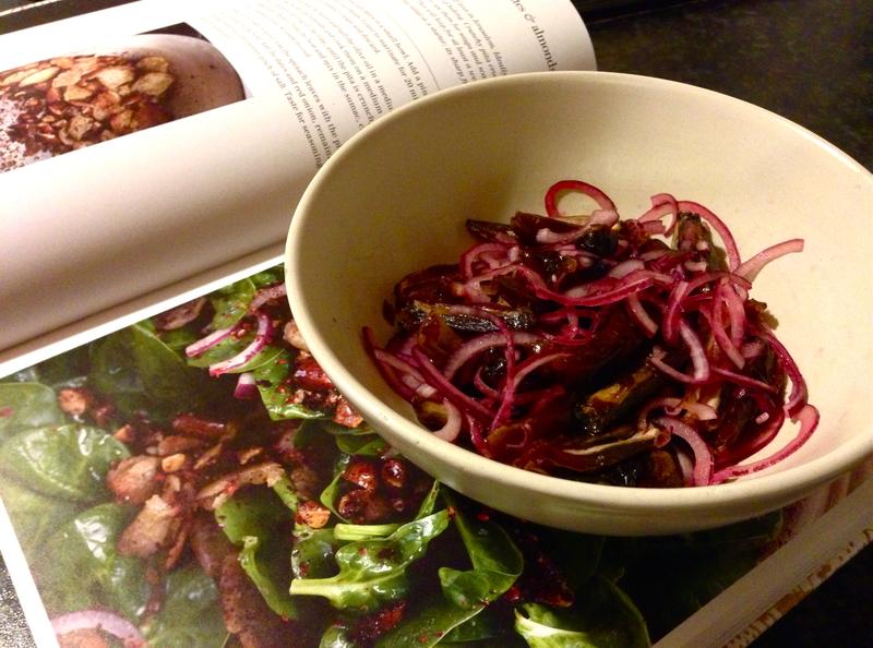 Spinach Salad 1